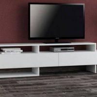 Media Wall/TV Stand For Room