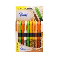Dollar Glam Fountain Pen 10 Pcs