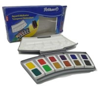 Pelikan Water Color Paints Set - 12
