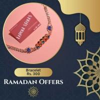 Bracelet sale on Ramadan offer