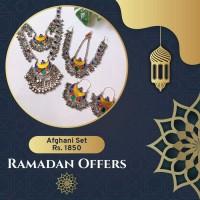 Afghani Set on Ramadan Offer