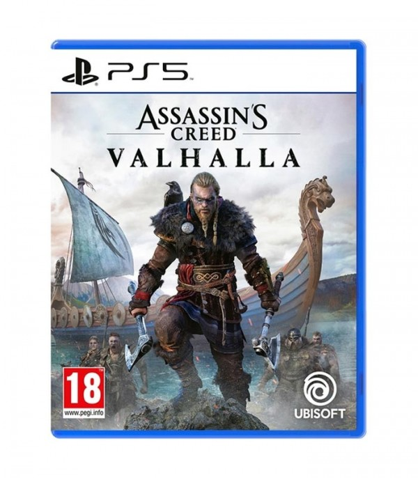 Assassin's Creed Valhalla – PS5 Game
