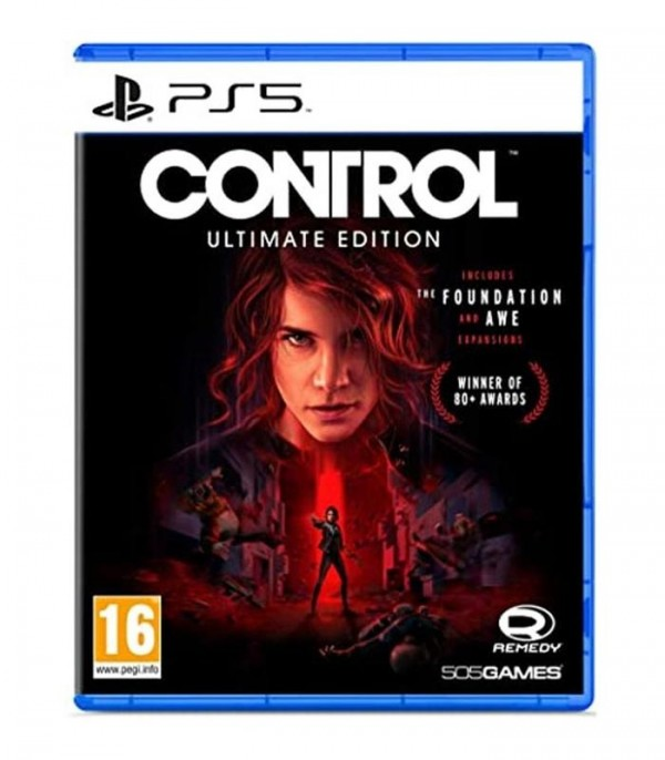 Control Ultimate Edition – PS5 Game