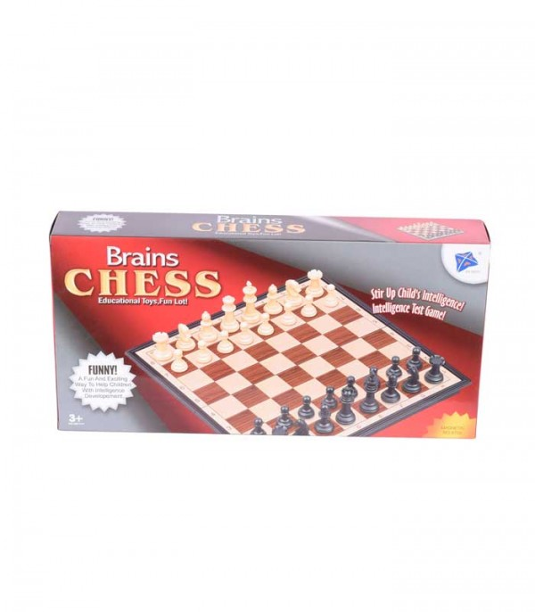 Brains Chess - Magnetic Board Game