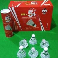 Millat shuttlecock 5 star- Pack of 6