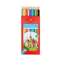 Faber-castell Classic Colour Pencils 12 Full