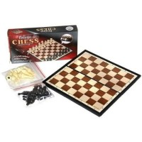 Brains Chess - Magnetic Board Game-small