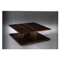 Stylish Wooden Square Centre Table