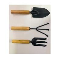 Garden Tool Kit Wooden Handle