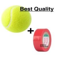 Cricket Soft Ball With ball Tape tennis ball