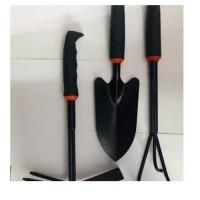 Garden Tool Kit For Cultivating Soil Plastic Handle