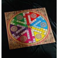 4-1 ludo board game. 24'' x 24''