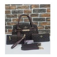Dark Brown Hand Bag