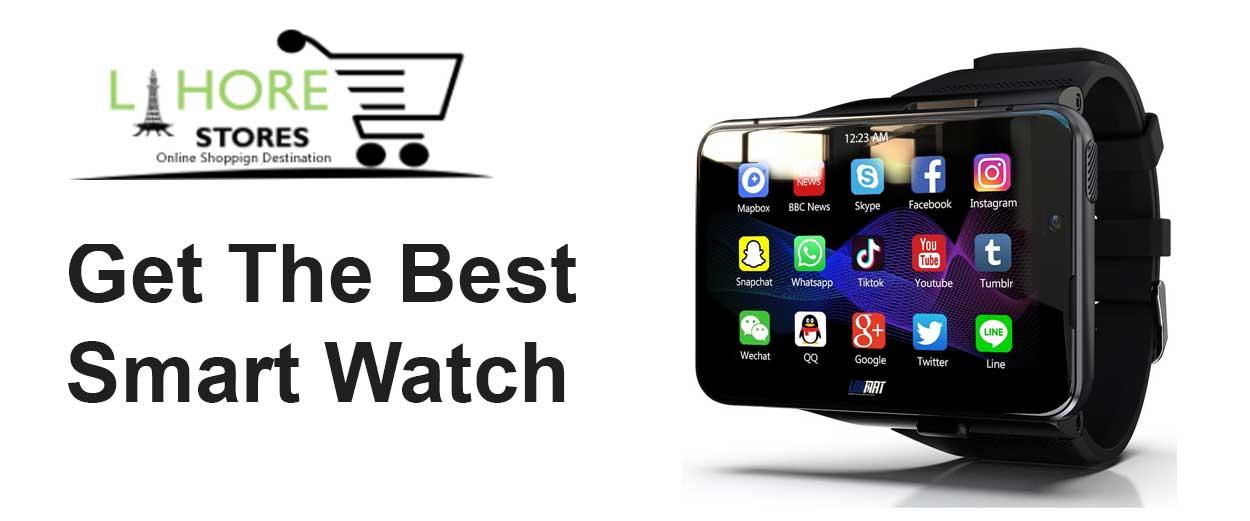 Get The Best Smart Watch