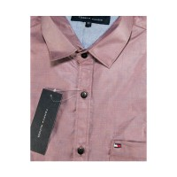 Men Cotton Plain Shirts & Party Shirts