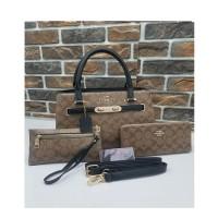 PU Leather ladies Handbag