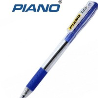 Piano Ball Point Pen - Blue