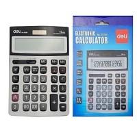 Deli Calculator 16 Digit, Check & Multifunction
