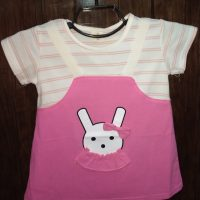 Pink t-Shirt For Baby Girl