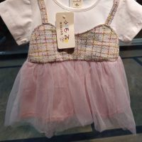 New Arrival Frock for Baby Girl