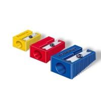 Staedtler 510 50 Plastic Single-Hole Sharpeners Single Pcs