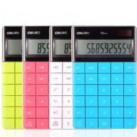 Deli E1589 Calculator- Multi Color