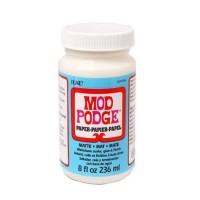 Mod Podge Paper Matt Glue 236ml ( Acid Free )