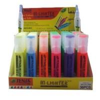 SENSA Hi-Lighter 36 Pieces/Box