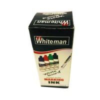 White Man White Board Marker Ink 1 Piece - Red