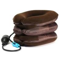 3 Layers Travel Tractor Pillow