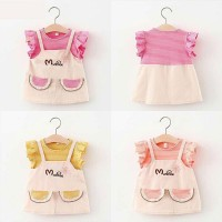Mini Frock For Baby Girl
