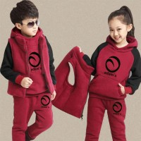 Black and Red Hoodies with Trouser