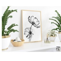 Customized Flower Frame