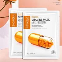 BIOAQUA Vitamins Tender Elastic Mask Sheet Mask