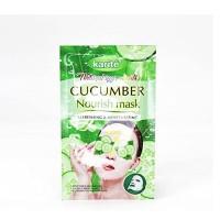 Karite Cucumber Natural Face Sheet Mask